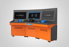安全监测监控作业虚拟仿真训练与考试装置