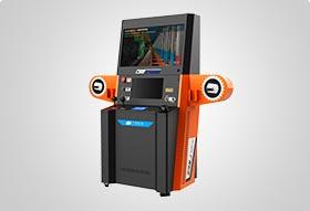 煤矿采煤机操作作业虚拟仿真训练与考试装置